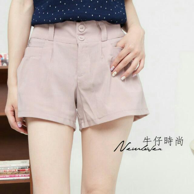 雪紡短褲#女裝九九出清