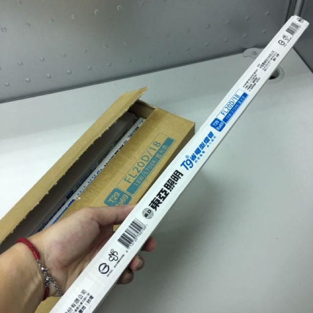 東亞照明 T9 燈管 18w (可自取)