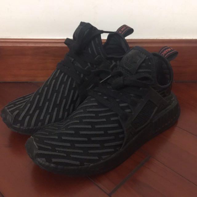 6c4b7b66d Adidas NMD XR2 Triple Black Size42😎