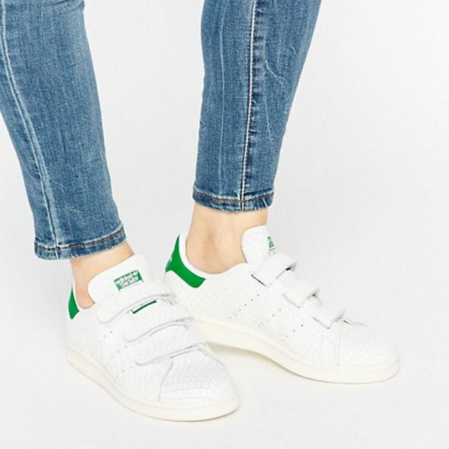 adidas original stan smith scratch