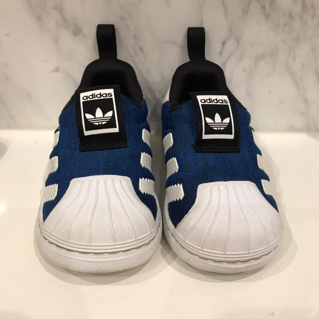 low priced 68f92 c3505 Adidas Superstar 360 Slipped On
