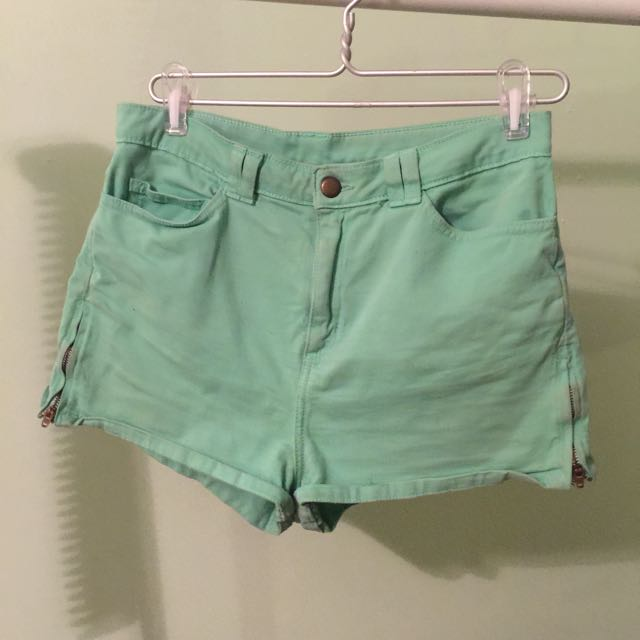 American Apparel Booty Shorts Size 30-31