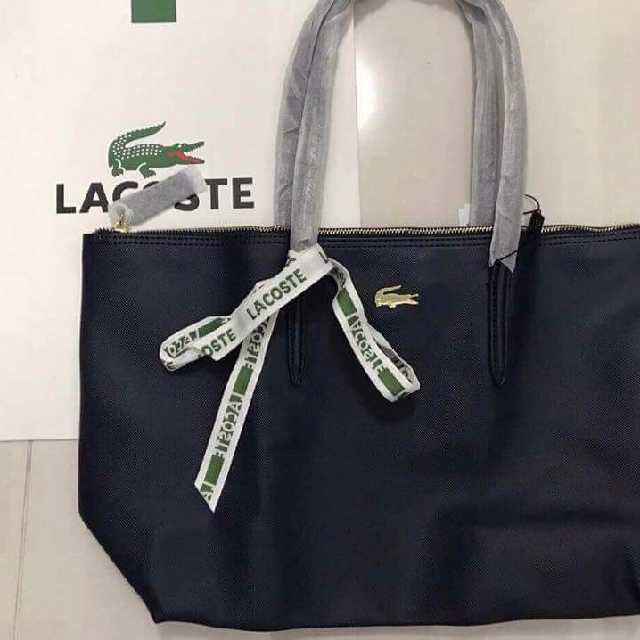 AUTHENTIC LACOSTE CLASSIC BAG ON SALE!!!