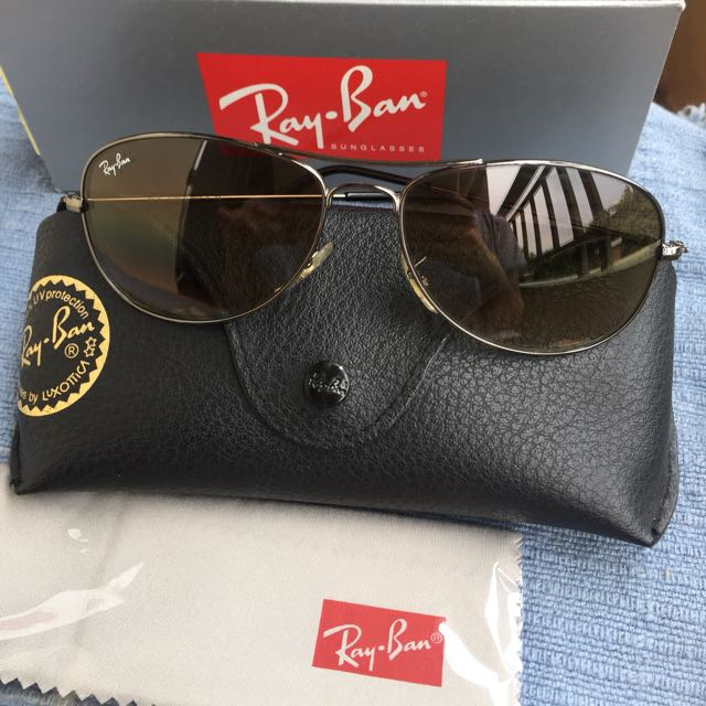 Authentic Ray-Ban Cockpit