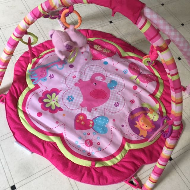 Baby Playmat Activity Gym