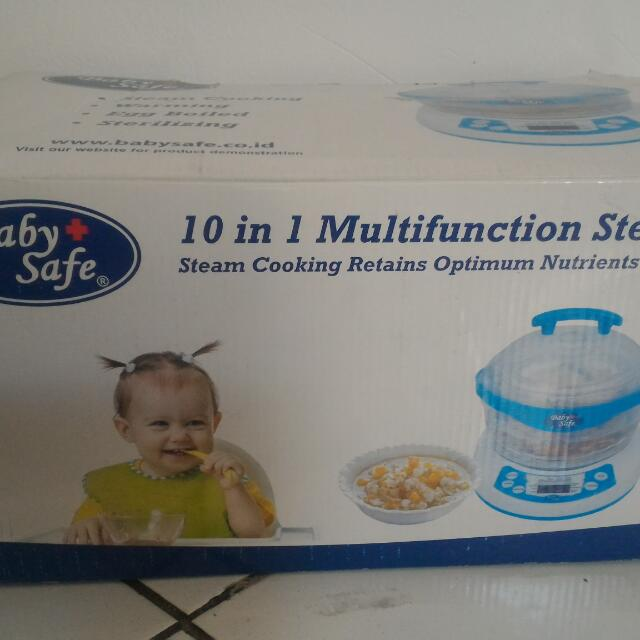 Baby Safe Cooking Steamer