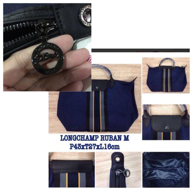 Bag Longchamp Size M