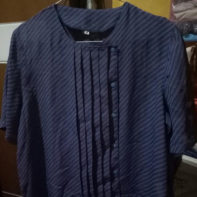 Baju.... warna ungu