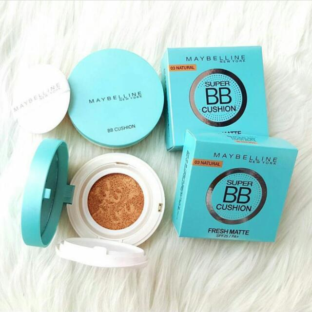 BB Cushion Maybelline Matte