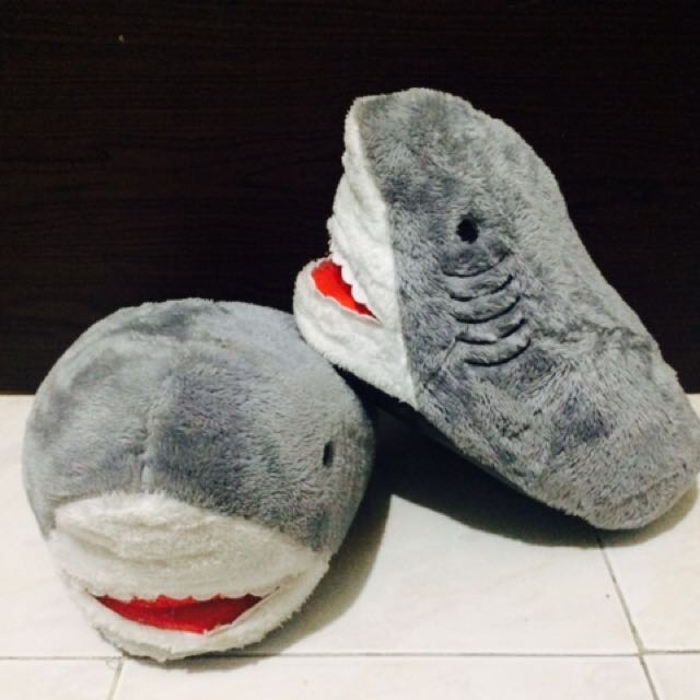 Bearhugs Fluffy Indoor Slippers