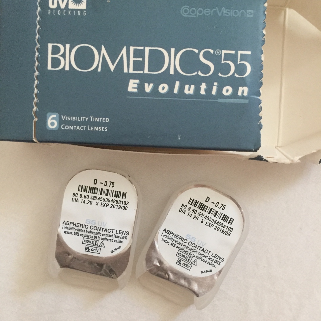 Biomedics Lenses
