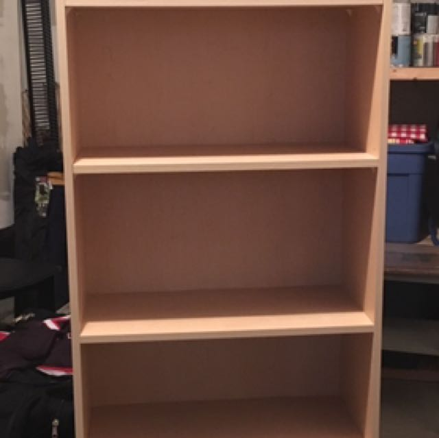 Birch 5 Level Shelf