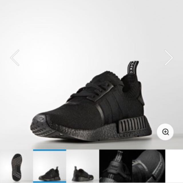 best sneakers 38f7d 8f2e8 Adidas Nmd Japan Pack Black – Fashionsneakers.club