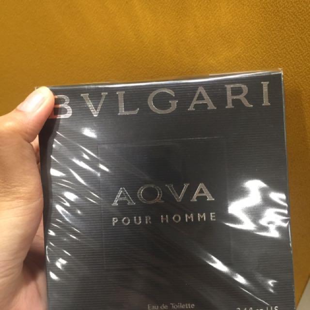 Bvlgari Aqua US Tester Perfume