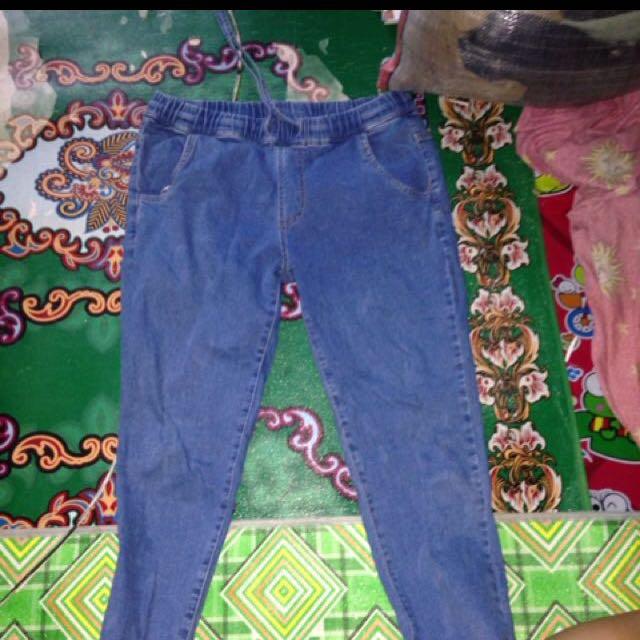 celana joger jeans