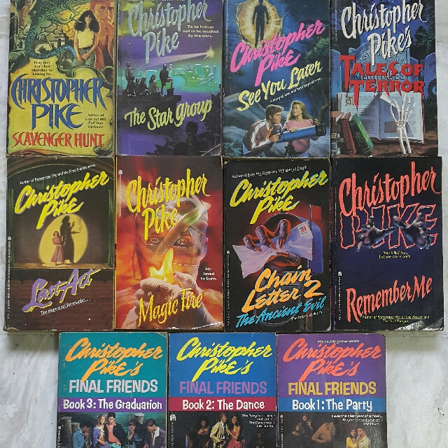 Christopher Pike Collection