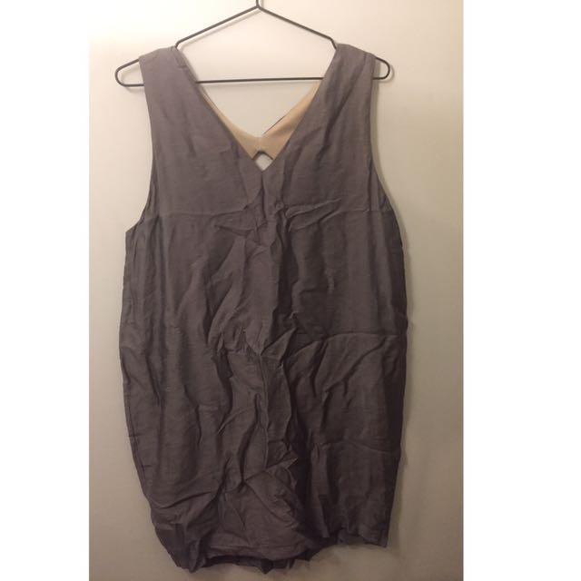 CLN Bronze Dress XL