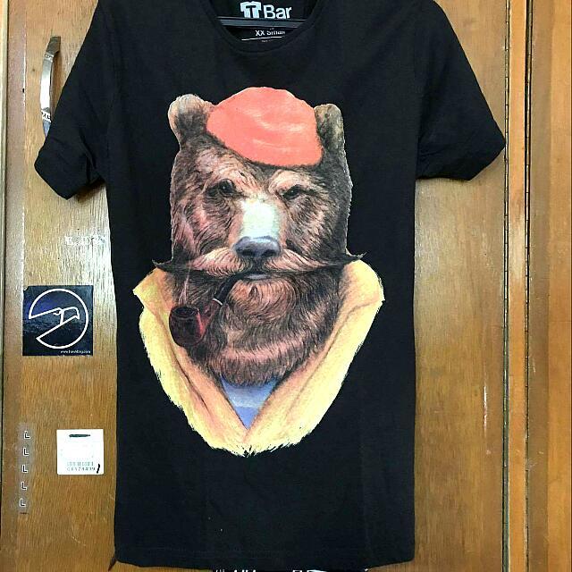 Cotton On T Bar Printed Shirt