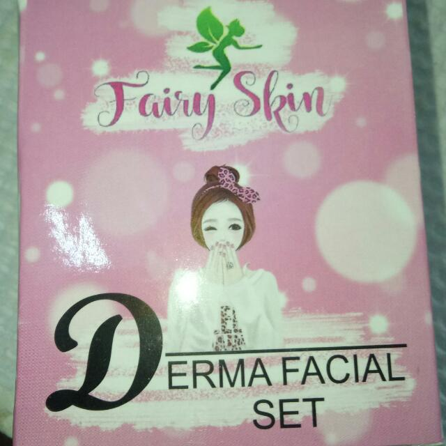 Derma facial 4pcs