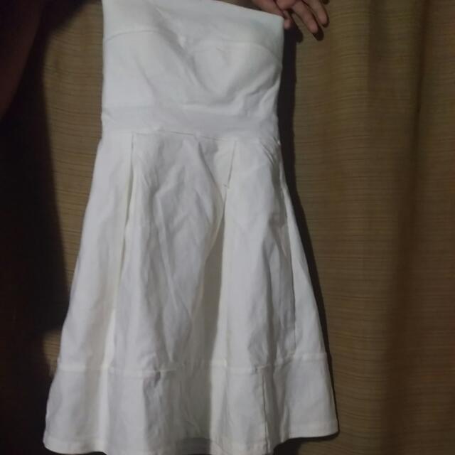 Dres Kemben Putih