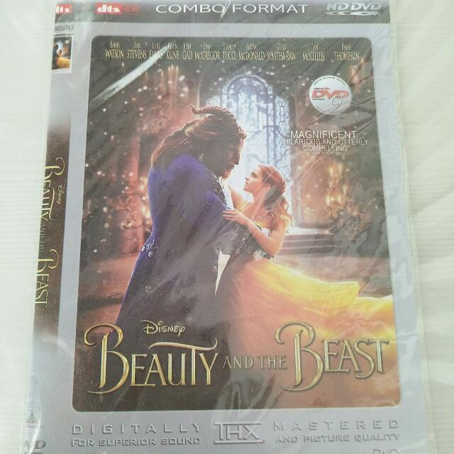 Dvd Beauty And The Beast Disney