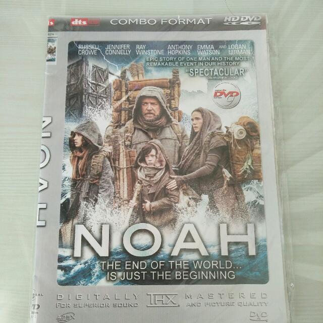 Dvd Noah (Film)