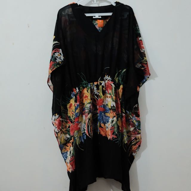 Floral Swimsuit Coverup