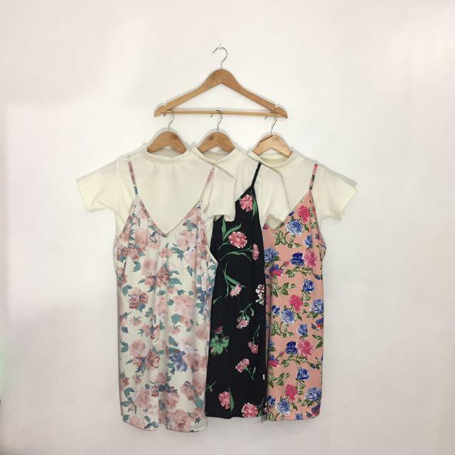 Floral Terno Dress