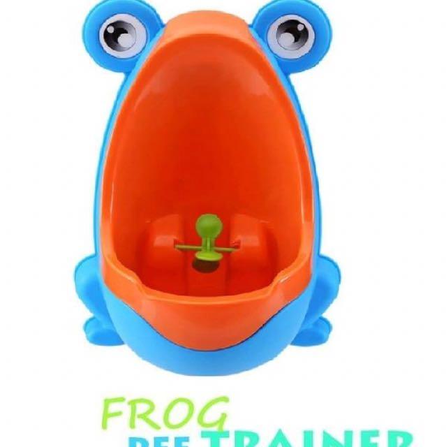 FROG PEE TRAINER