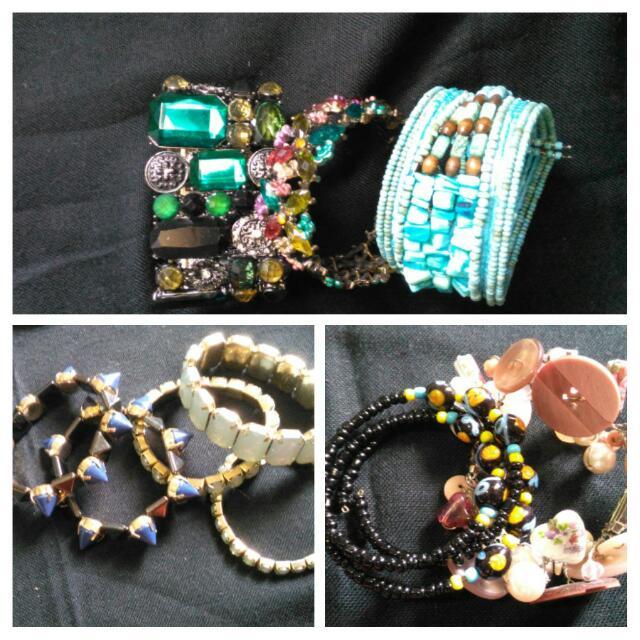 Gelang / Bracelet .