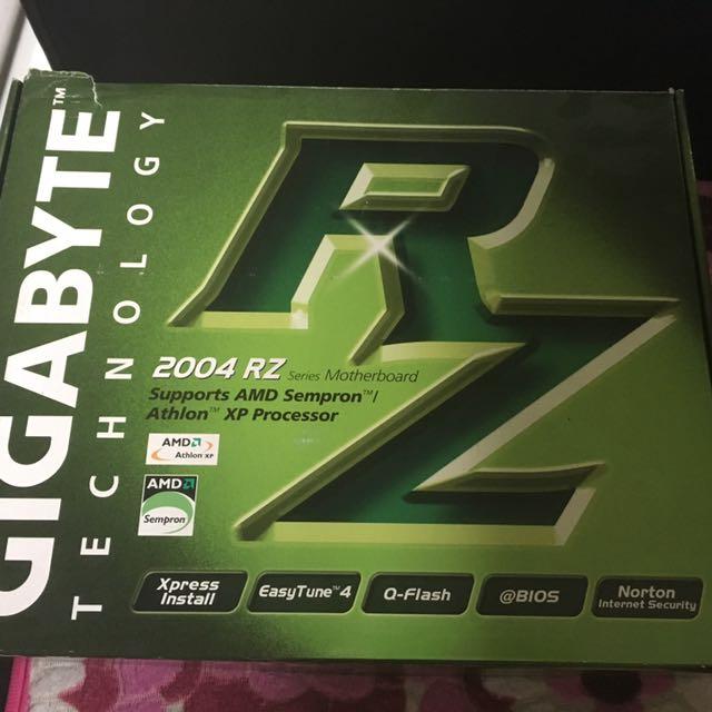 Gigabyte 2004 Rz Series Motherboard