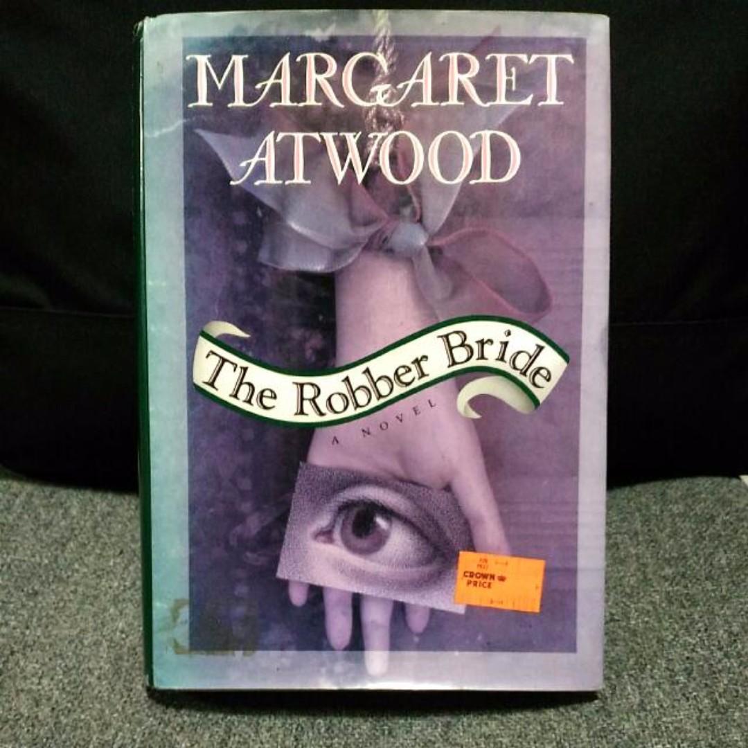Hardbound - The Robber Bride by Margaret Atwood