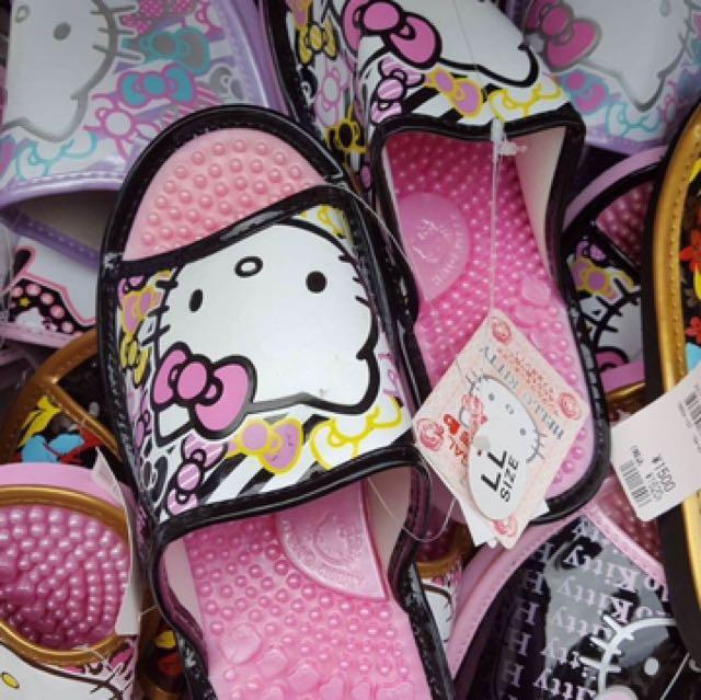 Hello Kitty Slippers 💕