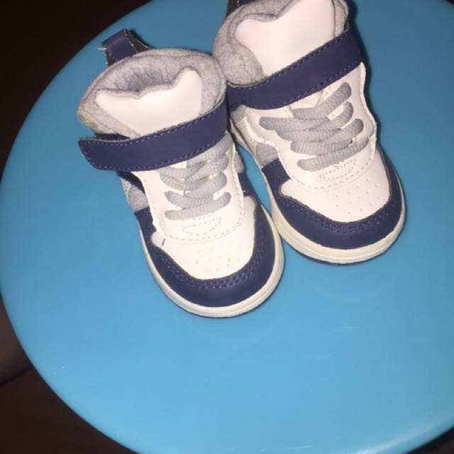 H&M Highcut Baby Shoes