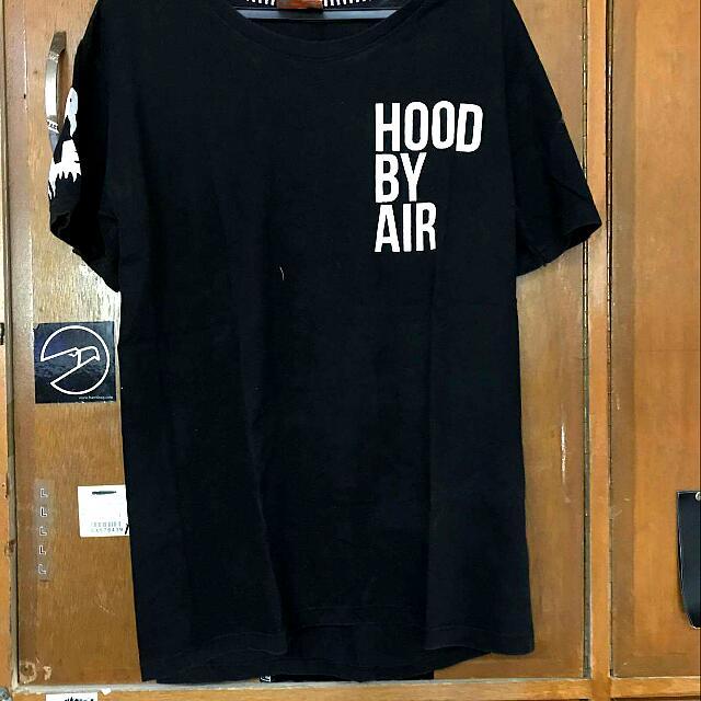 Hood By Air Crewneck Shirt