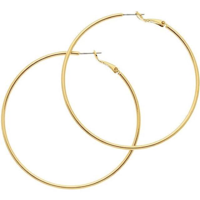 Hoop Earrings (Anting Bulat)