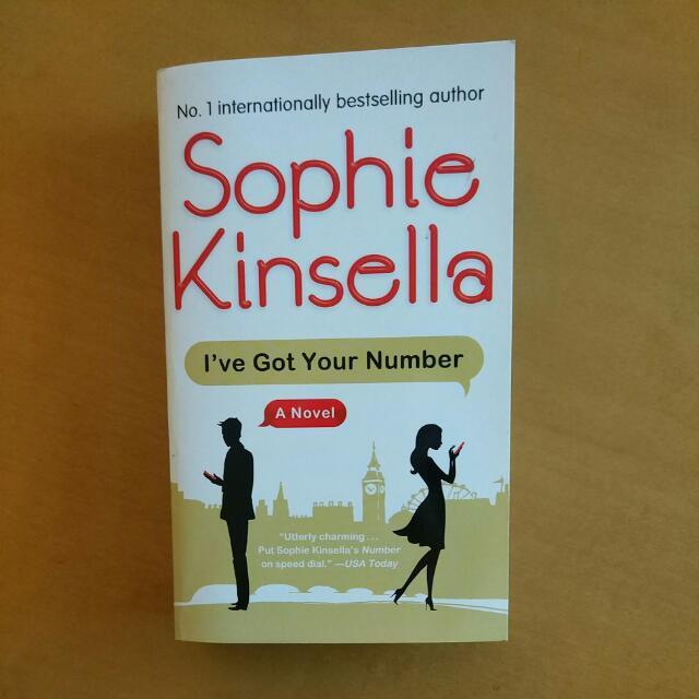 I've Got Your Number By Sophie Kinslla
