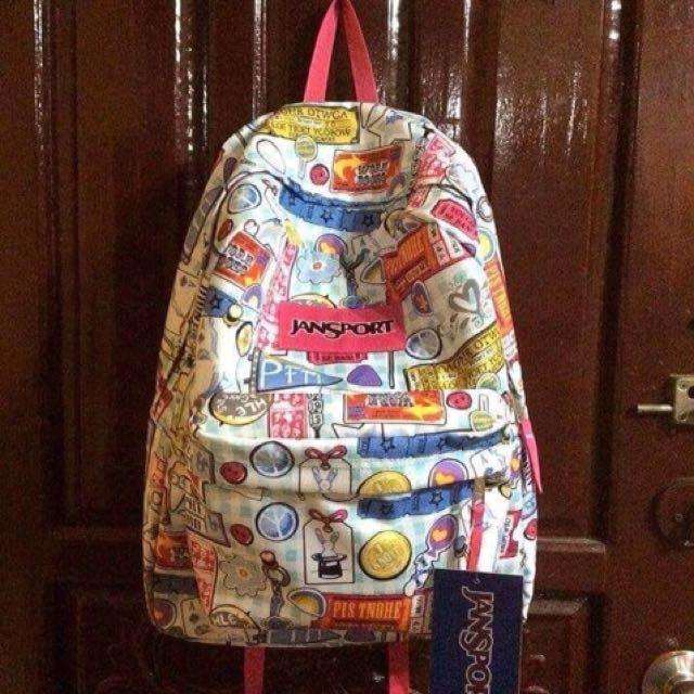 Jansport Bag Original