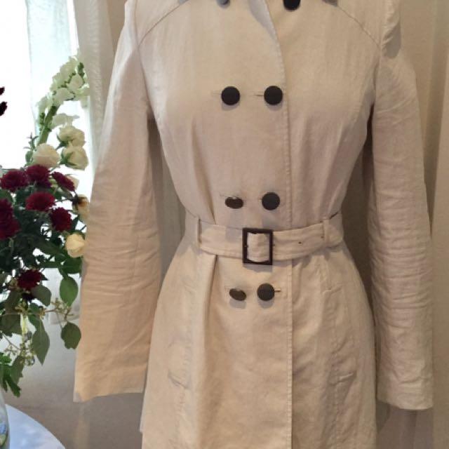 Jigsaw Women Trench Coat