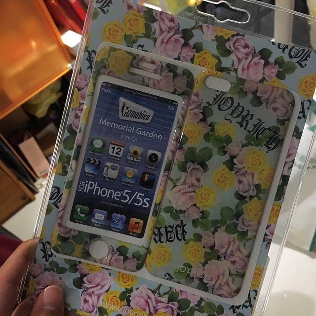 Joyrich i5手機貼