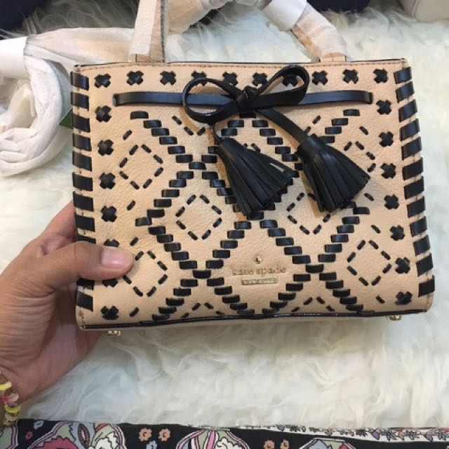 Kate Spade Hayes Isobel Woven