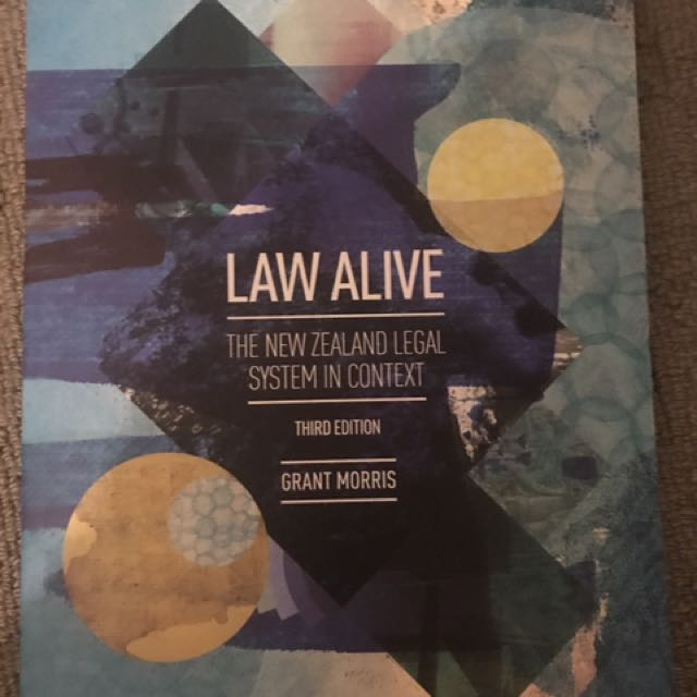 Law Alive 121