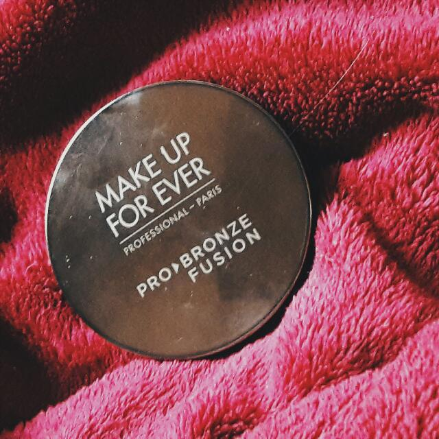 Makeup Forever Pro Bronze Fusion