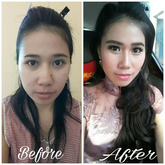 Makeup Panggilan (Oriental)