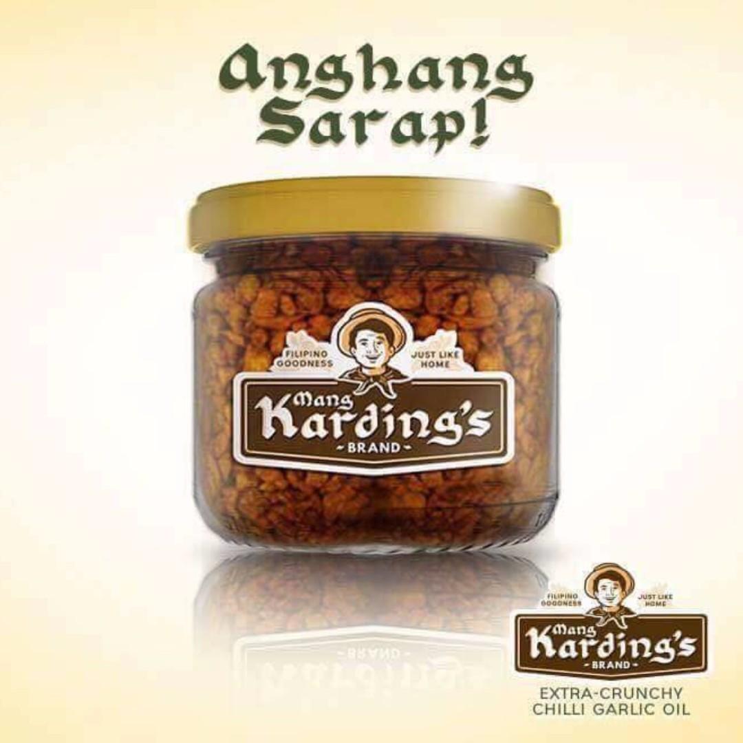 Mang Karding's Chili Garlic in Oil