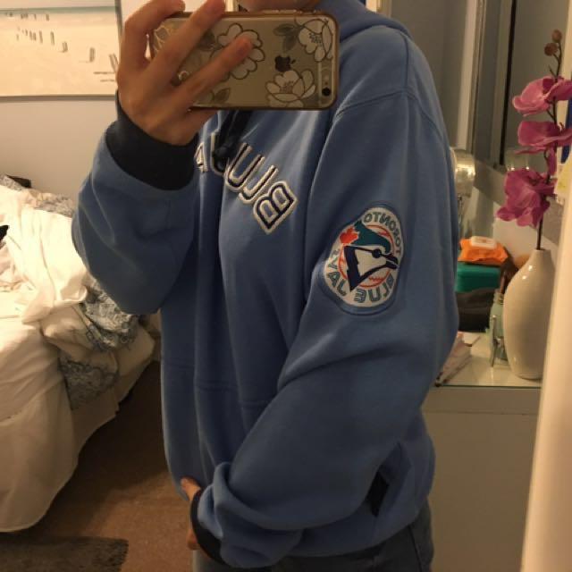 Medium Blue Jays Sweater