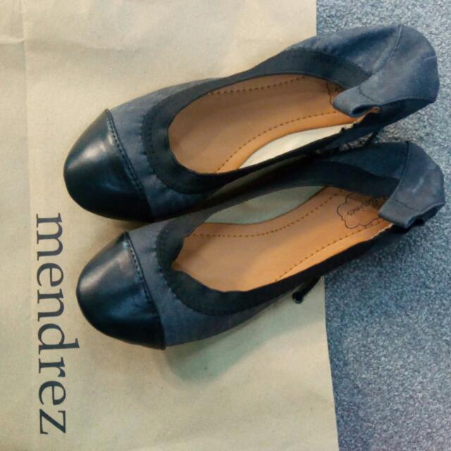 SALE! Mendrez Ballerines Ballet Flats / Doll Shoes