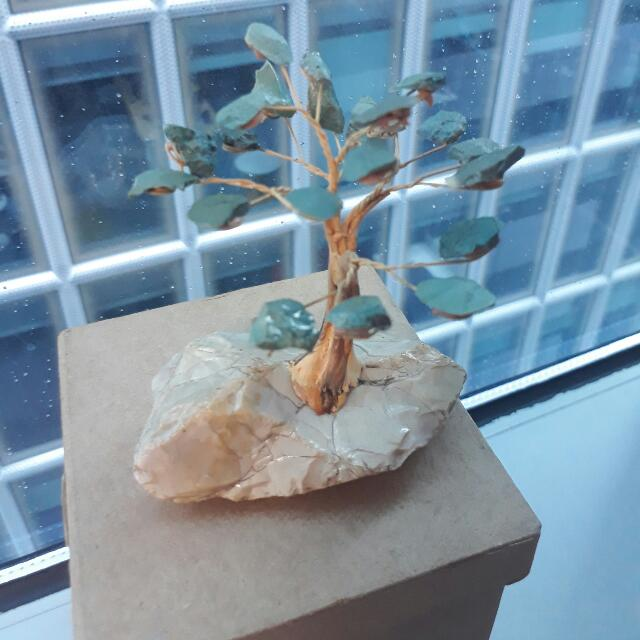 Money Tree Figure