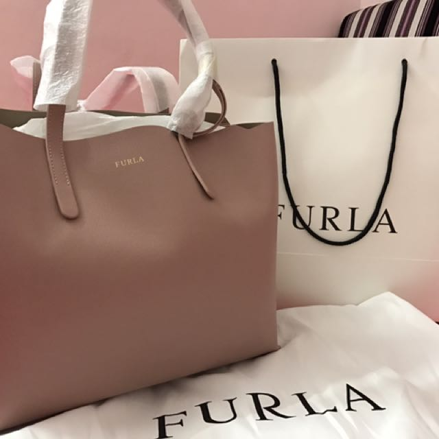 f9c83684ef3 New FURLA Sally Large Tote, Luxury, Bags   Wallets on Carousell
