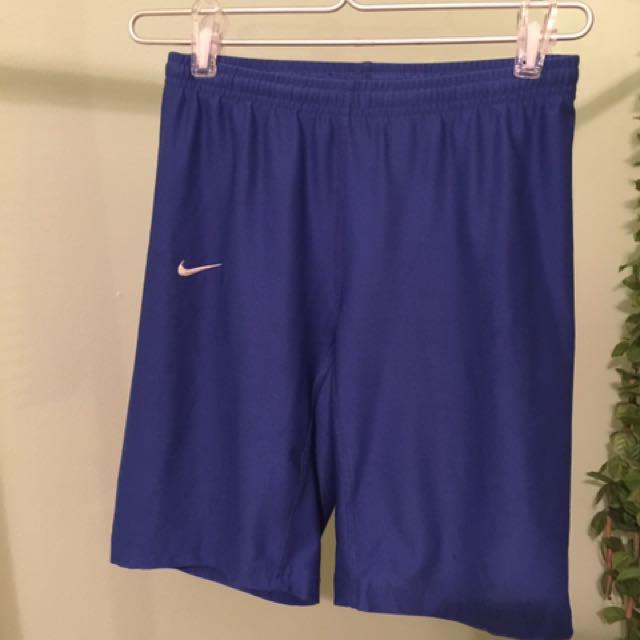 Nike Spandex Mid Thigh Shorts Size S-M